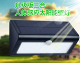 Indicatore luminoso solare della lampada della parete LED di ellisse nella migliore qualità
