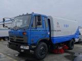 Dongfeng 6000 litri della spazzatrice 4X2 di camion ampio della strada da vendere