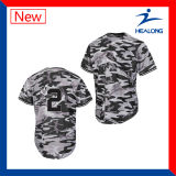 [هلونغ] طازج تصميم مظهر ترس تصديد طباعة رجال بايسبول قميص