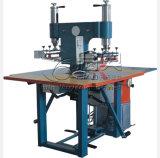 soldadora de la pista del doble de la potencia 5-15kw para grabar de cuero del PVC