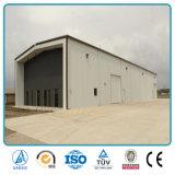 Подгонянная полуфабрикат промышленная стальная структура для Warehosue
