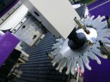 Cambiador automático de Router CNC la transmisión por Ballscrew