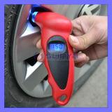 Ordinateur de poche numérique LCD Auto compteur de pression de gonflage des pneus de voiture Test de surveiller la jauge de réparation du système de surveillance de l'outil (SL-6028)