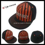 해골을%s 가진 Snapback 모자는 인쇄했다 (YYCM-120329)
