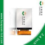 2.4 de Vertoning van de Duim 240X320 TFT LCD voor Handbediend Apparaat