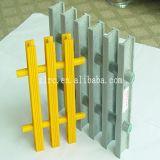 Alta resistencia GRP / las redes de malla de árbol de la rejilla de plástico reforzado con fibra