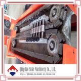 máquina para fabricar tuberías de PE ondulado de doble pared de la línea de producción