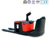 2t Reiten-auf Geschwindigkeits-elektrischem Ladeplatten-LKW