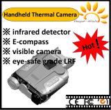 IP PTZ Mini Scanner Câmera Térmica de Vigilância Multifuncional