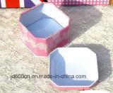 El pequeño rectángulo modificado para requisitos particulares del rectángulo de Weddy del rectángulo del estaño/del estaño/del rectángulo de regalo del estaño valida/pequeño rectángulo del estaño para Candybox