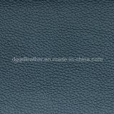 모조 실제적인 가죽 패턴 반 PU 가구 가죽 (QDL-1211A)