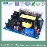Één Assemblage van PCB van het Controlemechanisme van de Last van het Einde MPPT Zonne