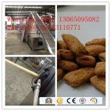 Chaîne de fabrication soufflée refoulée automatique de casse-croûte de maïs