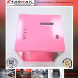 Kundenspezifischer Großhandelsproduktions-Herstellungs-Blech-elektrischer Kasten