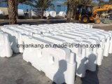 Barreira de estrada de plástico Sopradora