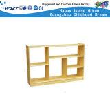Hölzernes Kind-Regal für Kind-Speicher-Schrank-Kindergarten-Möbel (M11-08608)
