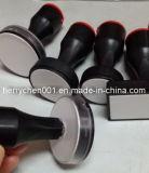 Estilo simples do punho plástico do carimbo de borracha, Jf 301