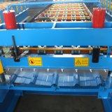 Folha de alumínio da telhadura que faz a máquina