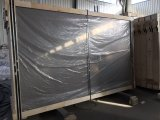 glace de configuration Tempered stratifiée r3fléchissante teintée par espace libre de miroir en verre de 1mm-19mm