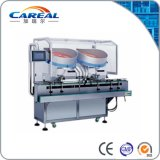 Machine à compteur à compteur automatique à quatre canaux à double plaque