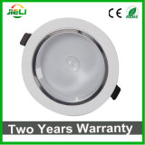7W 실내 센서 LED Downlight