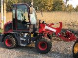Pequeño cargador de la granja para el Ce Zl08f aprobado del mercado de Alemania