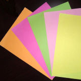 Tamanho A4 colorido finos Papel para impressão em offset