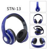 Auriculares con estilo baratos estéreos del receptor de cabeza Stn-13 de Bluetooth