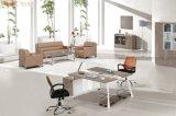 オフィス用家具のためのFscによって証明される角の家庭内オフィスのコンピュータ表