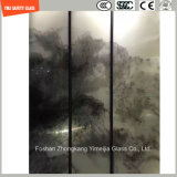 4-19mm Sicherheits-Aufbau-Glas, heißes Schmelzen, Versandengekopiertes Glas für Hotel-u. Ausgangstür/Fenster/Dusche/Partition/Zaun mit SGCC/Ce&CCC&ISO Bescheinigung