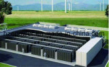 système de stockage intelligent d'énergie de pack batterie de 2000kwh LiFePO4