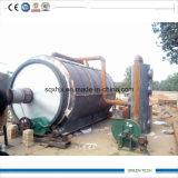 10ton Mazut planta de reciclaje de aceite sin la contaminación