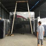 Prezzo di marmo nero di Nero Marquina buon per le mattonelle della parete e del controsoffitto