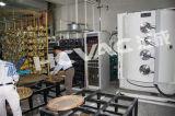Machine/de Apparatuur van Ceramiektegels/de Vacuüm van het Gouden Plateren van het Glas