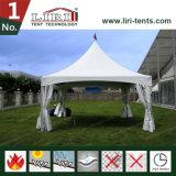 3 par la petite tente de chapiteau de pagoda de 3 mètres avec la couverture imperméable à l'eau de toit
