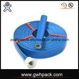 青いカラー耐火性の袖
