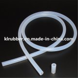 Personalizar os alimentos de qualidade de superfície lisa do tubo de silicone flexível