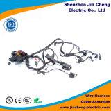 Chicote de fios industrial do fio para o equipamento com o conetor masculino e fêmea