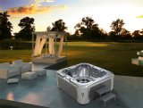 Authentique Luxe Jacuzzi Outdoor SPA Spécial Couleur Nice Hot Tub Whirlpool M-3390