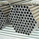 Gbq235, JIS Ss400, RUÍDO S235jr, ASTM A36, MERGULHO quente galvanizado, tubulação de aço
