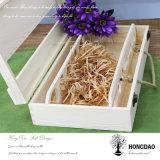 Hongdao 크레이트 Wholesale_F를 가진 주문 나무로 되는 포도주 저장 케이스