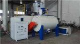 Mezclador caliente/fresco de Srlw500/1600 de Conbined Horizental para la mezcladora plástica