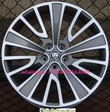 Il pezzo fuso ha forgiato le rotelle di alluminio della lega del giaguaro della replica dell'automobile automatica