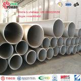 201/202/301/304 fábrica soldada del tubo del tubo del acero inoxidable