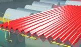 塗られる電流を通されるカラーパネルに屋根を付ける