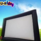 Inflable pantalla de cine para la venta, calle de proyección de pantalla de publicidad