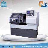Máquina horizontal del torno del CNC de la base plana Ck6140