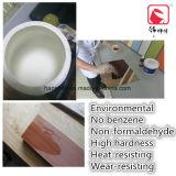 Pegamento de madera del barniz de la mancha de óxido de la laca flotante Evior-Cómoda