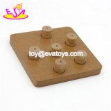 Giocattoli interattivi di legno del migliore di vendita dell'animale domestico gioco di addestramento per i piccoli animali W06f043
