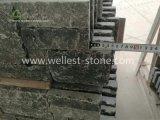 Rock перед лицом известняка наружные защитные элементы укладываются стены оболочка камня
